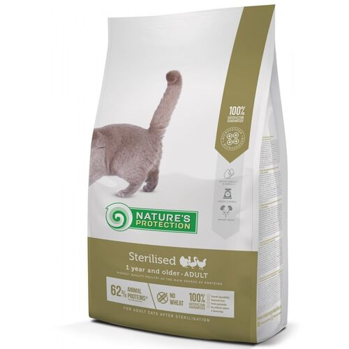 Nature's Protection Cat Sterilised