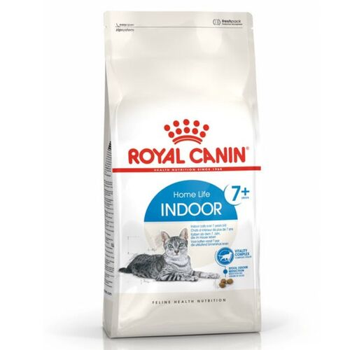 Royal Canin Indoor +7  anos