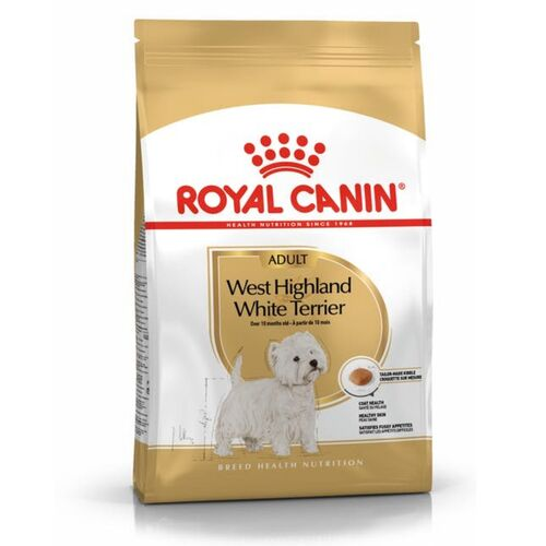 Royal Canin West White Terrier