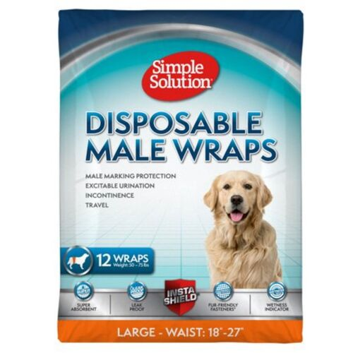 Simple Solution Disposable Macho Large