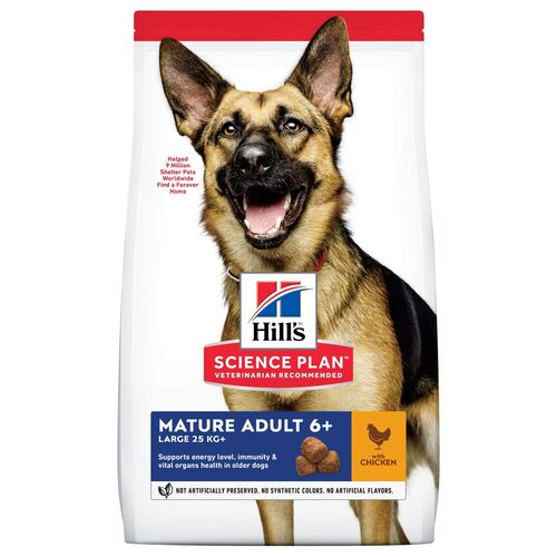 Hill's Mature Adult 6+ Large Breed