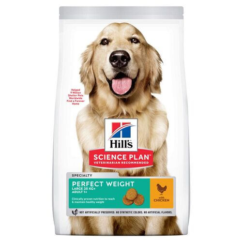 Hill's Large Breed Perfect Weight