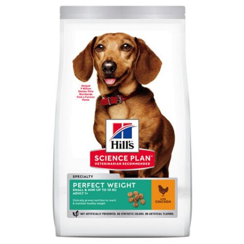 Hill's Adult Perfect Weight Small & Medium