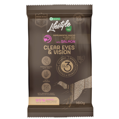 Lifestyle Salmon Clear Eyes & Vision 160g
