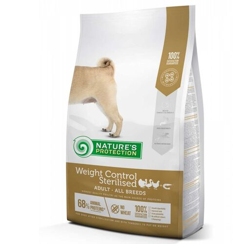 Nature's Protection Dog Weight Control Sterilised