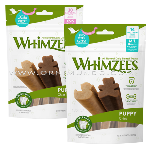 Whimzees Snack Puppy M/L