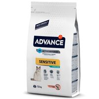 Advance Cat Sterilized Sensitive - Ornimundo