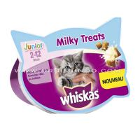 Whiskas Snack Junior Milky Treats