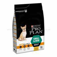 Purina PRO PLAN Small & Mini Adult OPTIBALANCE rico em Frango