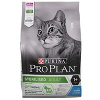 Purina PRO PLAN Adult Sterilised OPTIRENAL com Coelho - Ornimundo