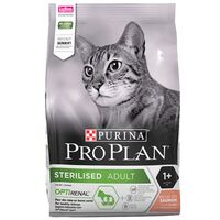 Purina PRO PLAN Adult Sterilised OPTIRENAL com Salmão - Ornimundo